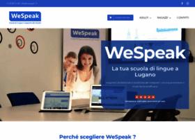 wespeak.ch