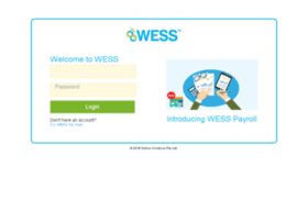 wess.refinesolutions.com
