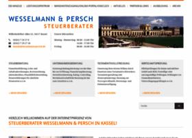 wesselmannpersch.de