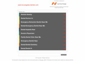 west-los-angeles-dentist.com