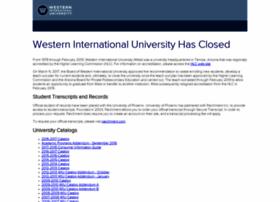 west.edu