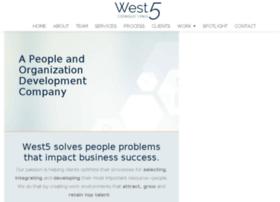 west5consulting.com