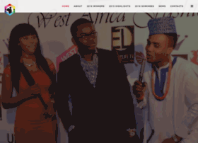 westafricanfashionaward.com