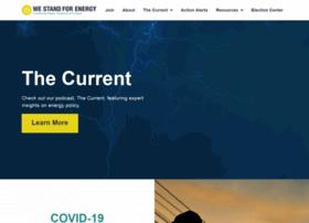 westandforenergy.com