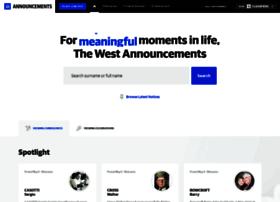 westannouncements.com.au