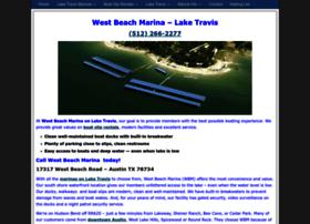 westbeachmarina.com