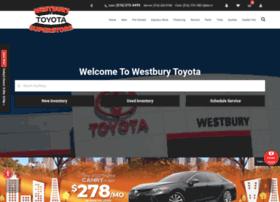 westbury-toyota.com