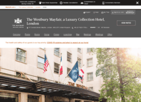 westburymayfair.com
