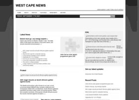 westcapenews.com