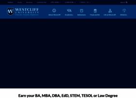 westcliff.edu