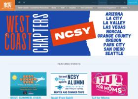 westcoast.ncsy.org