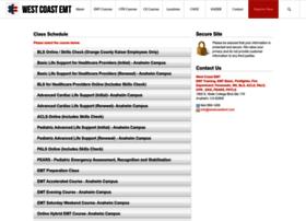 westcoastemt.enrollware.com