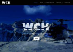 westcoasthelicopters.com