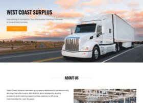 westcoastsurplus.com