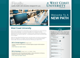 westcoastuniversity.net