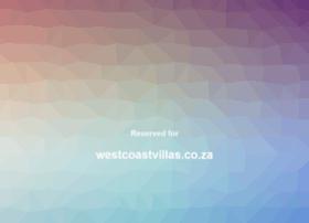 westcoastvillas.co.za