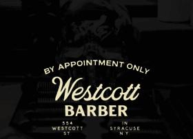 westcottbarber.com