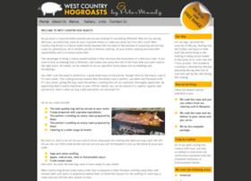 westcountryhogroasts.net