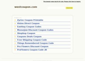 westcoupon.com
