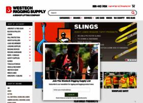 westechrigging.com