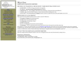 westeggmap.com