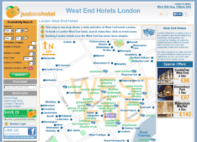 westendhotelslondon.co.uk