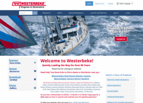 westerbeke.com