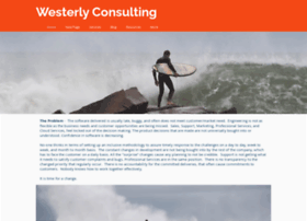 westerlyconsulting.com