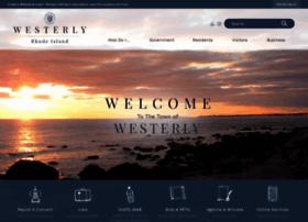 westerlyri.gov