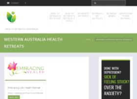western-australia-health-retreat.healthretreatsaustralia.com