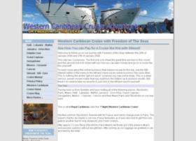 western-caribbean-cruise-adventure.com