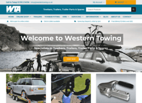 western-towing.co.uk