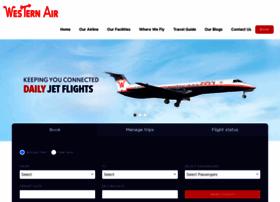westernairbahamas.com