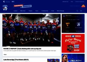 westernbulldogs.com.au