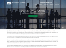westerncapitalfunding.com
