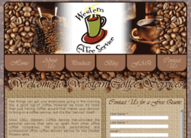 westerncoffee.com