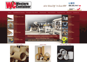 westerncontainercorp.com
