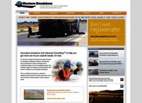 westernemulsions.com