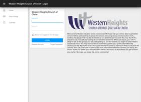 westernheights.ccbchurch.com