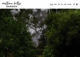 westernhillsgarden.com