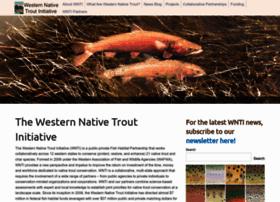 westernnativetrout.org