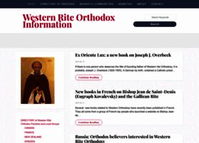 westernorthodox.info
