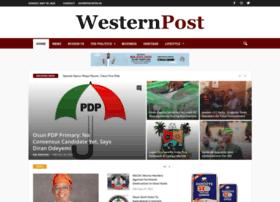 westernpostnigeria.com