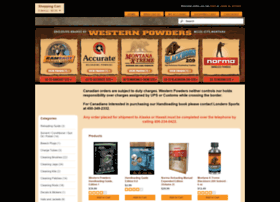 westernpowders.com