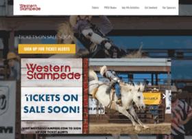 westernstampede.com