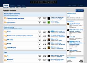 westernthunder.co.uk