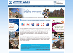 westernwings.in