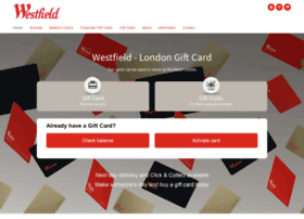 westfieldlondon.flex-e-card.com