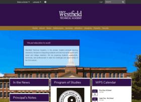 westfieldwvths.sharpschool.net