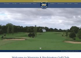 westgate-and-birchington-golfclub.co.uk